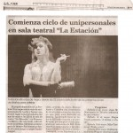 La Voz de San Justo, 5 mayo 2012, San Francisco