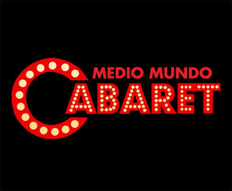 cabaret fondo negro